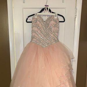 Prom Dress / Sweet 15/16 Dress
